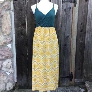 Edmé & Esyllte Anthropologie Maxi Dress Size 4
